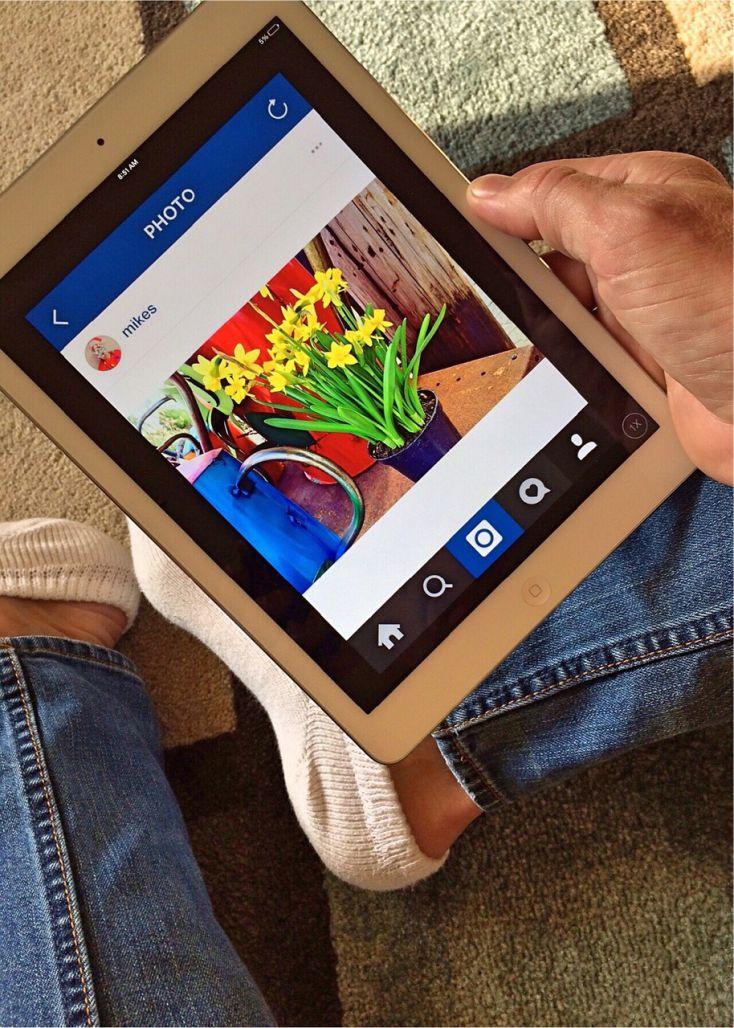 Media społecznościowe - zarabiaj na instagramie