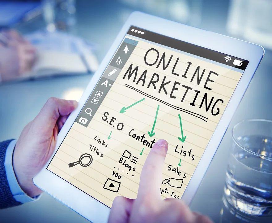 Marketing internetowy - reklamuj się w internecie